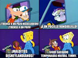 Memes Cartoon Network - a un pocillo hondirijillo cartoon network naranja v meme subido