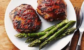 cuisiner haut de cuisse de poulet hauts de cuisse de poulet grillés au vin le poulet du québec