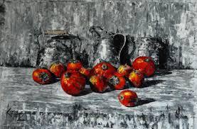 Cuisine Rouge Et Grise by