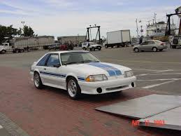 ford mustang 92 1992 ford mustang information and photos momentcar