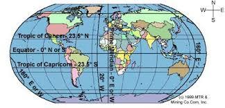 map of equator history grade 4 lesson 1 1