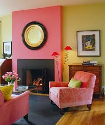 eye for design decorating with the pink yellow color combination