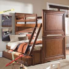 Building Plans For Twin Over Full Bunk Beds With Stairs by Top Full Over Full Bunk Beds With Stairs Latest Door U0026 Stair Design