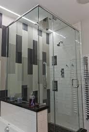 Contemporary Bathtub Bathroom Design Wonderful Modern Shower Tile Contemporary