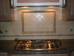 kitchen backsplash decorative glass tile stone backsplash