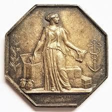 chambre de commerce de marseille de la chambre de commerce de marseille argent 1836