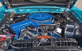 Old Ford Truck Engines - old vs new chevrolet camaro ford mustang and dodge challenger