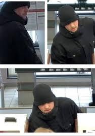 Seeking Cap 1 Seeking Suspect In Armed Bank Robbery