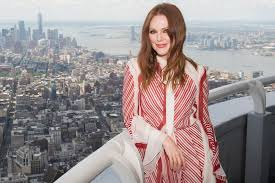 what drives julianne moore u0027s fight for gun violence awareness