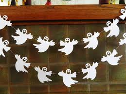 halloween decorations halloween garland ghost decoration
