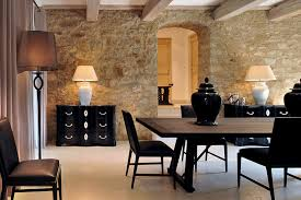 Gorgeous Black Dining Tables For Your Modern Dining Room - Black dining table for 10