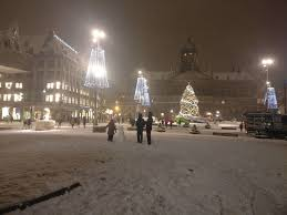 does it snow during winter in amsterdam thingstodoinamsterdam