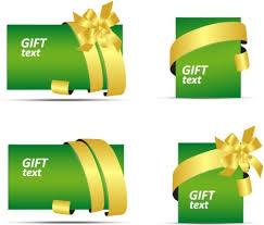 green gift voucher vector illustration gift card vector free vector in encapsulated postscript eps eps