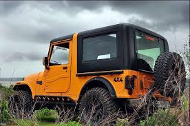 mahindra jeep thar modified the most practical u0026 best looking hardtop mahindra thar team bhp