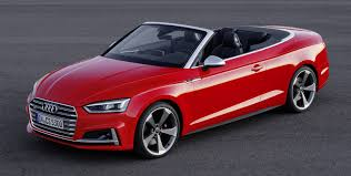 audi convertible 2017 audi a5 and s5 cabriolet the soft top revealed