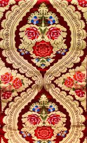 Tibetan Home Decor Tibetan Red Brocade Fabric Textile Inspiration Pinterest