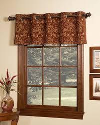 dayton lined grommet valance pretty windows