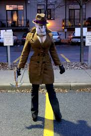 Rorschach Halloween Costume Femme Rorschach Watchmen Cosplay Http Geekxgirls