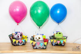 hot air balloon decorations diy hot air balloon party favors to take you up up and away
