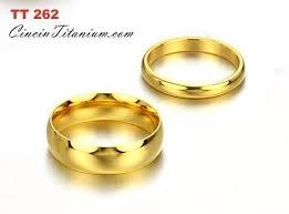 cincin online cincin titanium pernikahan cincin titanium murah pesan cincin