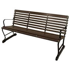 Outdoor Garden Bench Outdoor Benches Patio Chairs The Home Depot