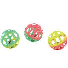 lattice jingle balls bulk lots 25 50 plastic balls w bells