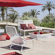 Modern Pool Furniture by Aluminum Outdoor Furniture By Kettal Digsdigs