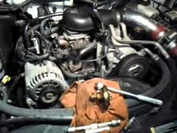 thermostat replacement in the s10 4 3 youtube