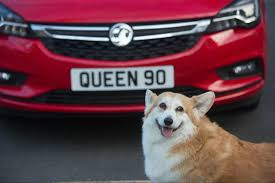 Queen Elizabeth Ii Corgis by Vauxhall Royal Astra For The Queen U0027s 90th Birthday Torque