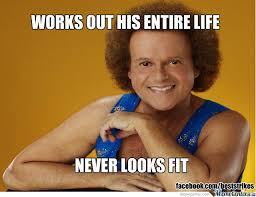 Richard Simmons Memes - richard simmons fitness by billy alexiadis meme center