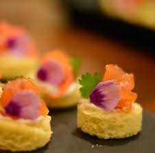 canapes for canapés for the wonderful watts