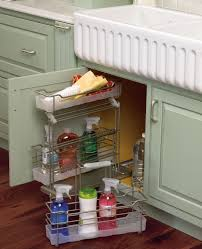 kitchen sink cabinet caddy sink caddy where organization is of utmost importance