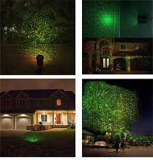 Christmas Decorations Outdoor Star by Static Outdoor Star Laser Lights Show Rg Elf Stage Lighting Effect