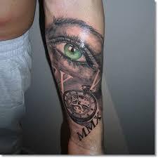 3d pocket watch tattoo by gorante on deviantart