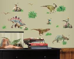 dinosaur wall mural decals home design ideas dinosaur skeleton wall decals