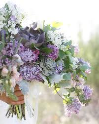 lilac flowers fresh fragrant lilac wedding bouquets martha stewart weddings