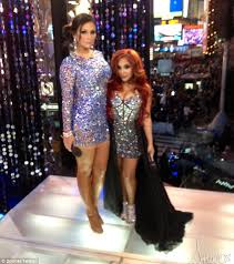 new years club dresses jwoww towers snooki as the dress to impress in glittering