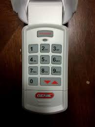 How To Reprogram Genie Garage Door Keypad by Gallery Image And Wallpaper