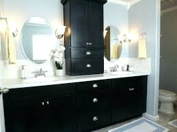 Bathroom Vanity Storage Bathroom Counter Storage Tower Meddom Info