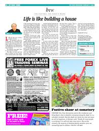 Building A House In Ct by Life Is Like Building A House In My Paper U2013 5 February 2009