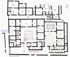 house design concept roman domus ancient roman house floor plan