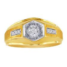 men promise rings mens promise ring yellow gold diamond promise men s ring
