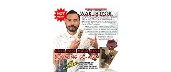 cream wak doyok berhologram original impor malaysia krim penumbuh