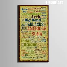 hd letter canvas art print painting poster print wall pictures