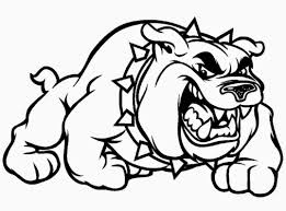 modest bulldog coloring pages top coloring ide 3465 unknown