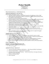 Policy Analyst Resume Sample by Insurance Agent Resume Example Resume Examples And Job Search