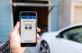 garage doors genie garage door opener app for android aladdin