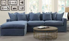 Blue Sectional Sofa With Chaise Palmero Sectional Sofa With Chaise Delightful Blue Sectional