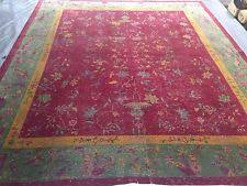 Nichols Chinese Rugs Handmade Chinese Traditional Persian Oriental Area Rugs Ebay