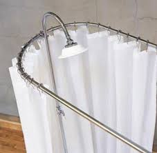 Clawfoot Tub Shower Curtain Rod You Can Make Yourself Design A Bathroom With A Clawfoot Tub Google Search My